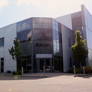 Alcon Ireland Production Line Overview